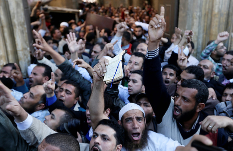 Egypt's Muslim Brotherhood filling pro-Western military's ranks with Islamists | Égypt-actus | Scoop.it