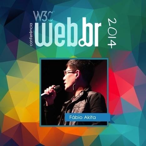 Entrevista com Fábio Akito o 3 º Keynote Speaker da Web.br! | Webbr 2014 | Scoop.it