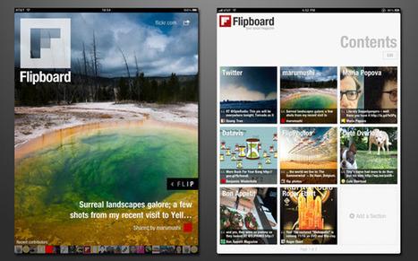 30 Examples of Stunning iPad App Interface Design | iPhone.AppStorm | #edpad | Scoop.it