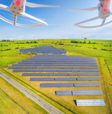 Marché des drones commerciaux 480 millions de dollars en 2016 | Vous avez dit Innovation ? | Scoop.it