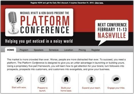 Michael Hyatt   Intentional Leadership   Cheeky Marketing   Scoop.it