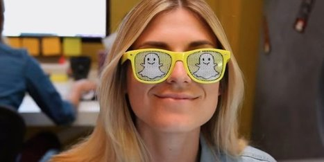 Here Are All The Clues We've Found About Snapchat's Secret Smart Glasses I Business Insider   CONNECTED OBJECTS   Scoop.it