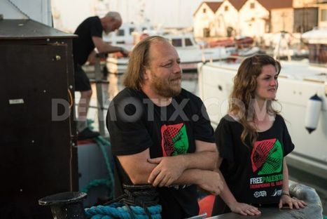 To Gaza Freedom Flotilla III, it makes a stop in Palermo. Italy | lucioganci | Scoop.it