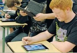 Tablets keep students engaged | 21st Century technological pedagogy..... | Scoop.it