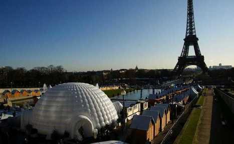Tente gonflable événementiel | M2B Gonflable | Scoop.it