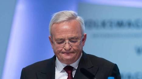La Justicia alemana investiga al exjefe de Volkswagen por el fraude de las emisiones   Badarkablando   Scoop.it