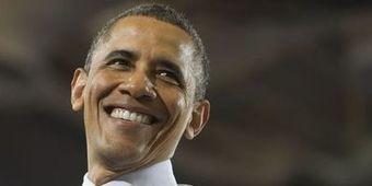 Obama félicite Hollande mais rappelle les sujets qui fâchent | Econopoli | Scoop.it