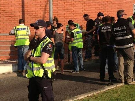 Twitter / IndignadosLxboa: Manifestantes identificados ... | Greve Geral | Scoop.it