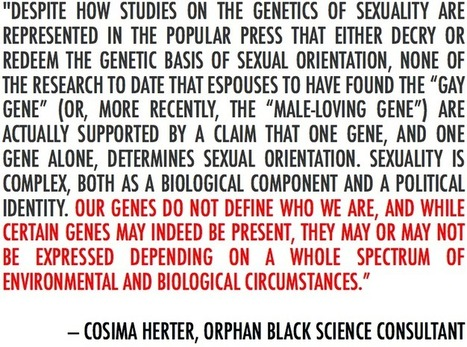 """The Problem with """"Nature vs. Nurture"""" When It Comes to Sexuality - io9 