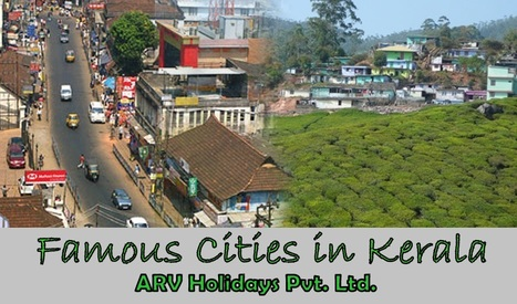 Famous Cities in Kerala | Kerala Backwater India | Scoop.it