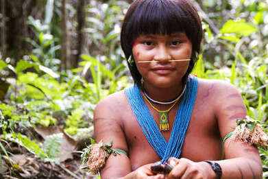 Survival condamne le mythe du 'sauvage brutal' | Shabba's news | Scoop.it
