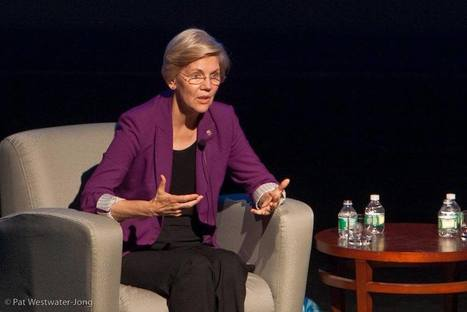 'Beholden to AIPAC' -- progressive senators Warren, Murphy, Brown sign letter seeking to limit Obama's actions | Global politics | Scoop.it