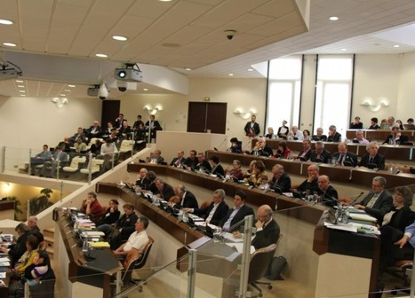 La décentralisation en débat au Conseil général   Philippe Grosvalet ...   SDIS44   Scoop.it
