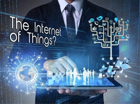Pew Research: quali sono le previsioni per l'IoT ei wearable device? - Tech Economy | Self-tracking tools e Wearable Technology | Scoop.it