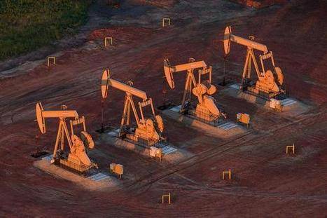 Oil prices set for a fourth week of losses - CNBC.com | Oil Spill Response | Scoop.it
