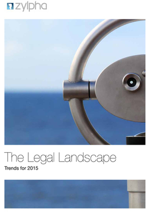 Zylpha Survey: Law Firms Are Choosing Innovation To Drive Cost Control, Unlock Profitability And Support Marketing