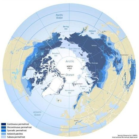 Permafrost warming in parts of Alaska is 'unbelievable' - BBC News | in plain sight | Scoop.it