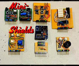 Arduino Mini-Shields | Arduino in the Classroom | Scoop.it