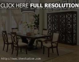 Dining Room Ideas: Stylish Dining Room Table For Perfect Your Dinner, dining room table ideas, dining room furniture ~ TheStudioe | Home Design Ideas | Scoop.it