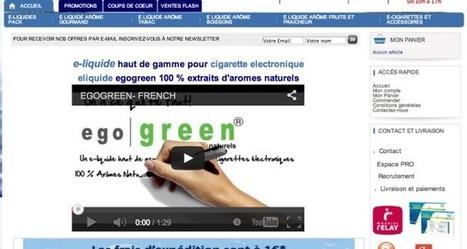 Boutique E-liquide Naturel | Kinamik | e-liquide | Scoop.it