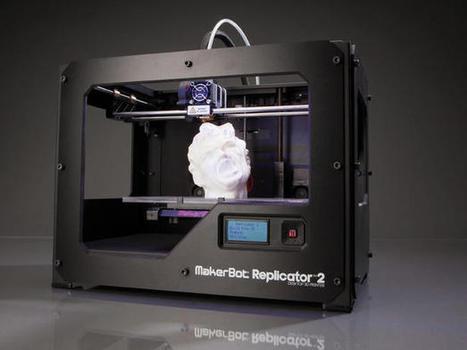 ¿Qué se puede imprimir en 3D? | I didn't know it was impossible.. and I did it :-) - No sabia que era imposible.. y lo hice :-) | Scoop.it