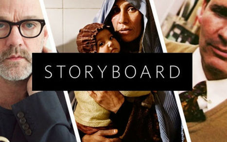 Tumblr Launched A Curating Project: Storyboard | Social-Network-Stories | Scoop.it