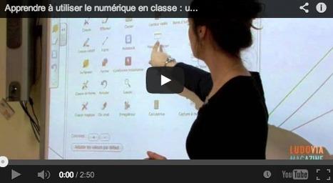 Apprendre à utiliser le numérique en classe : une formation suffit-elle ? | AprendiTIC | Scoop.it