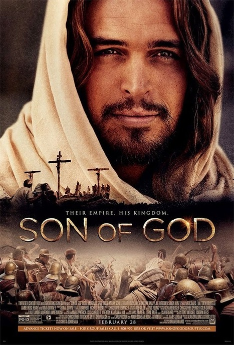 Son Of God (2014) WEBRip 570mb ~ Movie Bless | Movie Bless | Scoop.it