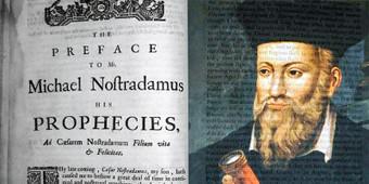 Nostradamus, era davvero capace di predire il futuro?   best5.it   Scoop.it