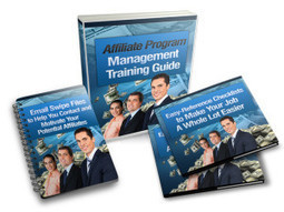 The Affiliate Manager Course - Affiliate Program Management Made Easy | Internet Marketing Tools Download | Scoop.it