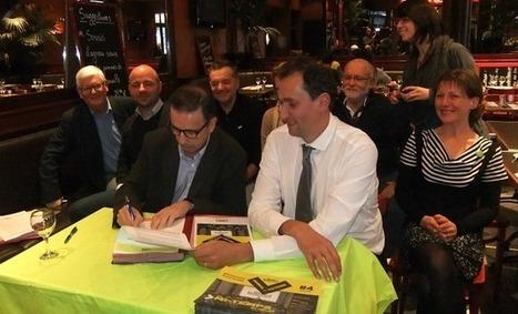Municipales à Bordeaux: Pierre Hurmic s'efface pour mieux soutenir Vincent Feltesse   Municipales Bordeaux 2014   Scoop.it