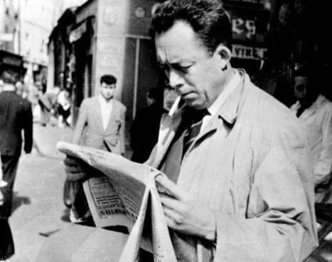El periodismo libre de Albert Camus, por Miguel Mora | Libro blanco | Lecturas | Scoop.it