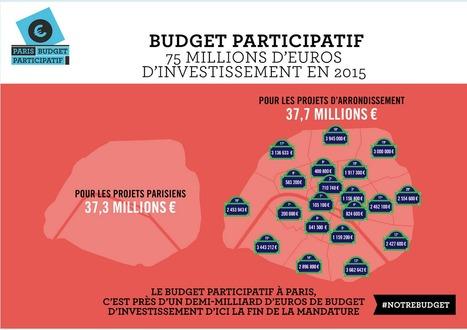 Le BUDGET PARTICIPATIF sur cq13.fr - Les Conseils de quartier de Paris 13ème | actions de concertation citoyenne | Scoop.it