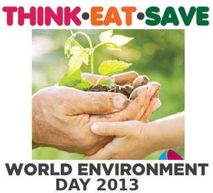World Environment Day 2013 - Think.Eat.Save | Coupons & Deals | Scoop.it