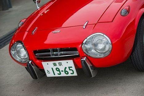 Rareté : la Toyota Sports 800 - | AutoCollec Voitures et automobiles de Collection | Scoop.it