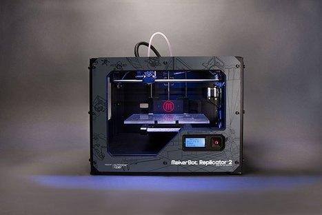 MakerBot and Autodesk Partner to Crowdsource 3D Printers in Schools! | Innovative Educator | Scoop.it