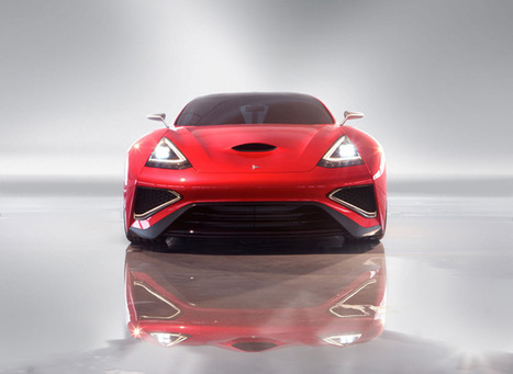 950 HP Icona Vulcano - Top Cars   Damn It's Awesome   Scoop.it