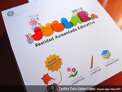 Proyecto Juglar: #RealidadAumentada Educativa | Actualitat educativa | Scoop.it