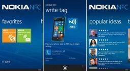 Nokialta NFC-kirjoittajasovellus Lumioille | NFC News and Trends | Scoop.it