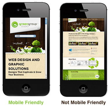 Mobile and Tablet Friendly Website | Graphic Design & Web Design | Scoop.it