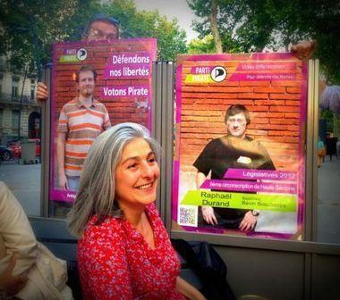 Entretien avec trois candidats du Parti Pirate aux legislatives 2012   Toulouse La Ville Rose   Scoop.it