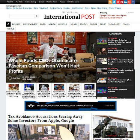 10+ Best Premium WordPress News Themes   WordPress   Scoop.it