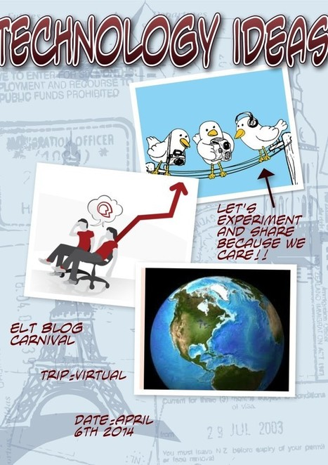40th ELT Blog Carnival:Ideas for Teaching with Technology   Todoele: Herramientas y aplicaciones para ELE   Scoop.it