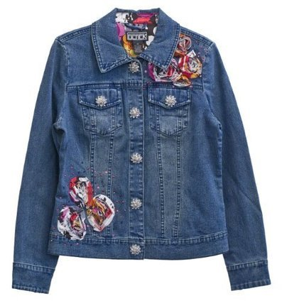 Rose Confetti - Women Jacket (Cotton) - Atmojo Store | from my desk | Scoop.it