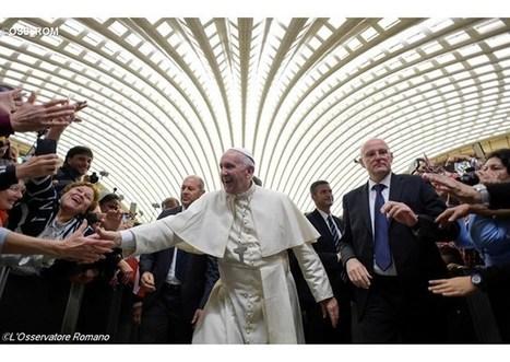 Pri generálnej audiencii Svätý Otec začal katechézy o nádeji | Správy Výveska | Scoop.it