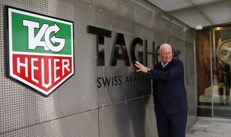 TAG Heuer reacts to Apple Watch with its own smartwatch plans: More than one Smartwatch design to rule them all? | Marketing in Motion | Scoop.it