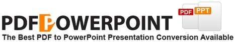 Convert PDF to PowerPoint Free Online | Digital Presentations in Education | Scoop.it