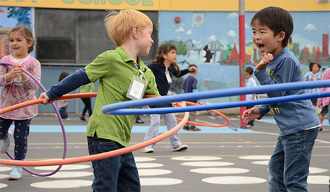 Julia Steiny: School Recess Is Good For Kids' Mental Health | Education and Library News | Scoop.it