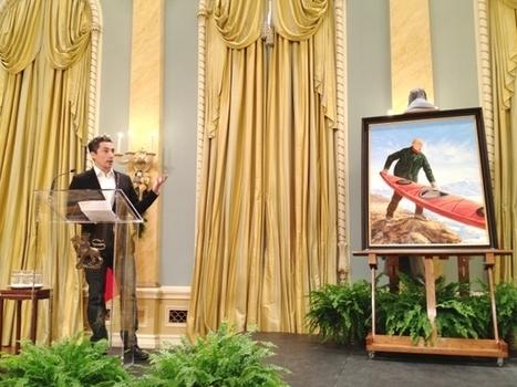 First Rideau Hall portrait by Aboriginal artist revealed - Ottawa Citizen   AboriginalLinks LiensAutochtones   Scoop.it