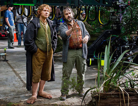 Before You Buy Tickets: What 'The Hobbit' in HFR (aka 48FPS) Actually Means - Hollywood.com | 'The Hobbit' Film | Scoop.it